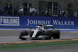 September 1, 2019, Francorchamps, Belgium: VALTTERI BOTTAS of Mercedes AMG Petronas Motorsport during the Formula 1 Belgian Grand Prix at Circuit de Spa-Francorchamps in Francorchamps, Belgium. (Credit Image: © James Gasperotti/ZUMA Wire)