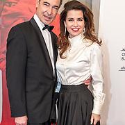 NLD/'Amsterdam/20170912 - Gala van Het Nationale Ballet, Erik de Vogel en Caroline de Bruijn