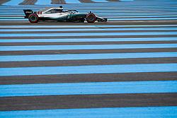 June 23, 2018 - Le Castellet, France - Motorsports: FIA Formula One World Championship 2018, Grand Prix of France, .#44 Lewis Hamilton (GBR, Mercedes AMG Petronas Motorsport) (Credit Image: © Hoch Zwei via ZUMA Wire)