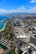 Ala Moana Shopping Center, Waikiki, Honolulu, Oahu, Hawaii
