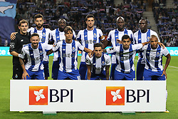 September 9, 2017 - Porto, Porto, Portugal - FC Porto Line up during the Premier League 2017/18 match between FC Porto and GD Chaves, at Dragao Stadium in Porto on September 9, 2017. (Credit Image: © Dpi/NurPhoto via ZUMA Press)