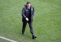 Bristol City manager, Steve Cotterill - Photo mandatory by-line: Alex James/JMP - Mobile: 07966 386802 - 25/01/2015 - SPORT - Football - Bristol - Ashton Gate - Bristol City v West Ham United - FA Cup Fourth Round