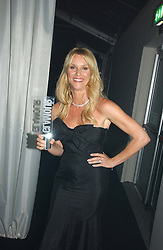 NICOLETTE SHERIDAN at the 2006 Glamour Women of the Year Awards 2006 held in Berkeley Square Gardens, London W1 on 6th June 2006.<br /><br />NON EXCLUSIVE - WORLD RIGHTS