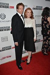 Jerry Bruckheimer & Linda Bruckheimer bei der 30th Annual American Cinematheque Awards Gala in Beverly Hills / 141016