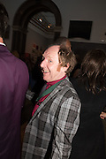 RICHARD WILSON, Royal Academy Summer exhibition party. Piccadilly. 7 June 2016