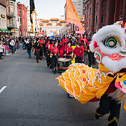 Each year a parade is held in Chinatown in Washington, DC to celebrate the Chinese New Year. The event features the traditional Chinese Dragon Dance, Kung Fu demonstrations and live musical entertainment. 2011 is the Year of the Rabbit.