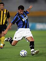 Pisa 14/8/2004 Inter Aek Atene 5-1 Friendly tournament Sky. Dejan Stankovic Inter<br /> <br /> Foto Andrea Staccioli Graffiti