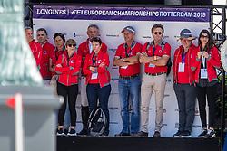 Guerdat Steve, SUI, Bianca<br /> European Championship Jumping<br /> Rotterdam 2019<br /> © Hippo Foto - Dirk Caremans