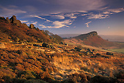 The Roaches and Hen Cloud, Staffordshire Moorlands