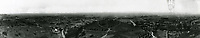 1910 Panorama Looking south from Hollywood Hills just west of Highland Ave.