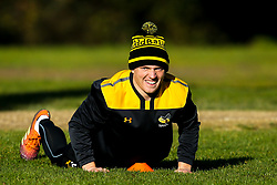 Will Porter of Wasps during training ahead of the European Challenge Cup fixture against SU Agen - Mandatory by-line: Robbie Stephenson/JMP - 18/11/2019 - RUGBY - Broadstreet Rugby Football Club - Coventry , Warwickshire - Wasps Training Session