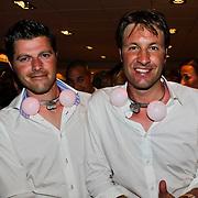 NLD/Amsterdam/20100522 - Concert Toppers 2010, Victor Brand en partner Arend Koelewijn