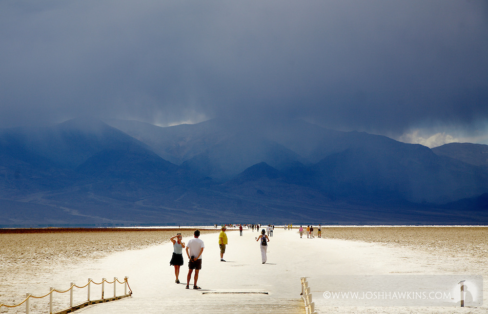 Death Valley National Park -  Badwater