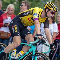 EMMEN (NED) wielrennen<br />Bert Jan Lindeman