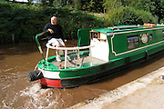 UK, Wales, Monmouthshire, Brecon Powys, Brecon canal