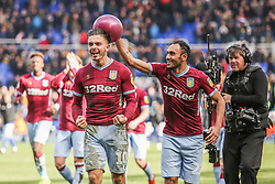 March 10, 2019 - Birmingham, England, United Kingdom - Jack Grealish of Aston Villa celebrates after the final whistle during the Sky Bet Championship match between Birmingham City and Aston Villa at St Andrews, Birmingham on Sunday 10th March 2019. (Credit Image: © Mi News/NurPhoto via ZUMA Press)
