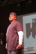 Jadakiss at his performance in support of his new album ' The Last Kiss '  held at Highline Ballroom on April 8, 2009 in New York City