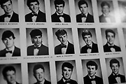 SHOT 10/20/17 7:52:31 AM - Graduation photo of Marc Piscotty in the Class of 1989 Graduation photos at Canisius High School in Buffalo, N.Y.  (Photo by Marc Piscotty / © 2017)