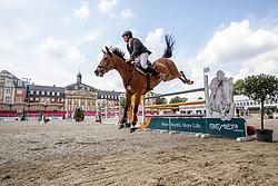 WERNKE Jan (GER), QUEEN MARY 10<br /> Münster - Turnier der Sieger 2019<br /> Preis des EINRICHTUNGSHAUS OSTERMANN, WITTEN<br /> CSI4* - Int. Jumping competition  (1.45 m) - <br /> 1. Qualifikation Mittlere Tour<br /> Medium Tour<br /> 02. August 2019<br /> © www.sportfotos-lafrentz.de/Stefan Lafrentz