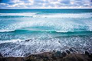 Del Mar Beach Scene