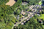 Nederland, Gelderland, Gemeente Renkum, 30-09-2015;  Heveadorp, oorspronkelijk gebouwd voor werknemers van de Heveafabriek (rubberfabriek). <br /> Garden village near Arnhem.<br /> luchtfoto (toeslag op standard tarieven);<br /> aerial photo (additional fee required);<br /> copyright foto/photo Siebe Swart