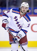Ishockey<br /> NHL<br /> Foto: imago/Digitalsport<br /> NORWAY ONLY<br /> <br /> 16 December 2014<br /> NHL Eishockey Herren USA profile photo on New York Rangers Mats Zuccarello Aaasen , from Norway, during a game against the Calgary Flames in Calgary, Alberta