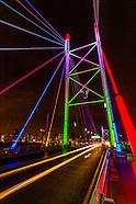 South Africa-Johannesburg-Nelson Mandela Bridge