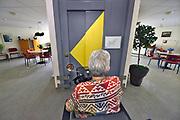 Nederland,Groesbeek, 9-10-2017Kapotte lift in een verzorgingshuis wordt maar niet gemaaktFoto: Flip Franssen