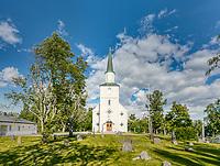 Fauske kirke er en langkirke fra 1867 i Fauske kommune, Fauske sogn i Salten prosti, Nordland fylke.