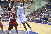 Cagliari, 21/08/2012<br /> Basket, Eurobasket 2013 Qualifying Round<br /> Italia - Turchia<br /> Nella foto: stefano mancinelli<br /> Foto Ciamillo