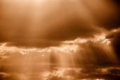Sunset Clouds, Australia