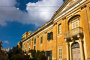 Buildings in Sliema, Malta