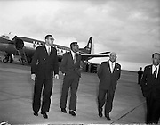 Mr Cary Grant Arrives at Dublin Airport.17/07/1958
