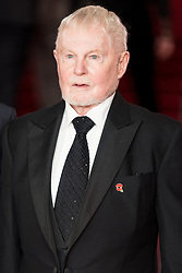 © Licensed to London News Pictures. 02/11/2017. London, UK. DEREK JACOBI attends the world film premiere of Murder On The Orient Express. Photo credit: Ray Tang/LNP
