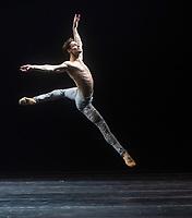 Jacopo Tissi 'Modanse' ballet, London Coliseum, UK  02 Dec 2019