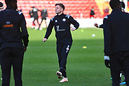 Dannie Bulman before the EFL Sky Bet League 2 match between Walsall and Crawley Town at the Banks's Stadium, Walsall, England on 18 January 2020.