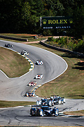 September 30-October 1, 2011: Petit Le Mans at Road Atlanta. 7 Sébastien Bourdais, Simon Pagenaud, Anthony Davidson, Peugeot 908, Peugeot Sport Total