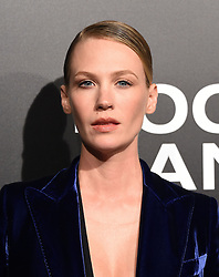 The cast of 'Nocturnal Animals' attend a special screening of the Tom Ford film in Los Angeles. 11 Nov 2016 Pictured: January Jones. Photo credit: American Foto Features / MEGA TheMegaAgency.com +1 888 505 6342