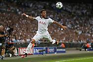 Kyle Walker of Tottenham Hotspur in action. UEFA Champions league match, group E, Tottenham Hotspur v AS Monaco at Wembley Stadium in London on Wednesday 14th September 2016.<br /> pic by John Patrick Fletcher, Andrew Orchard sports photography.