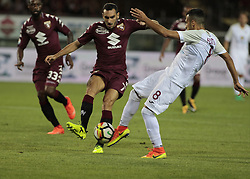 August 11, 2017 - Turin, Italy - Giuseppe Fornito during Tim Cup 2017/2018 match between Torino v Trapani, in Turin, on August 11, 2017. FC Torino win 7-1 the math. (Credit Image: © Loris Roselli/NurPhoto via ZUMA Press)