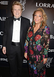 Denise Rich arriving at Gabrielle's Angel Foundation's Angel Ball 2017 at Cipriani Wall Street on October 23, 2017 in New York City, NY, USA. Photo by Dennis Van Tine/ABACAPRESS.COM