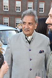 Maharaja of Jodhpur  at the Concours d'éléphant in aid of Elephant Family held at the Royal Hospital Chelsea, London, England. 28 June 2018.