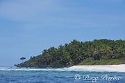 Mu'omu'a Island, Vava'u, Kingdom of Tonga, South Pacifi