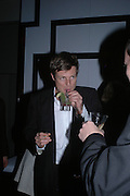 Zac Goldsmith. The Black and White Winter Ball. Old Billingsgate. London. 8 February 2006. -DO NOT ARCHIVE-© Copyright Photograph by Dafydd Jones 66 Stockwell Park Rd. London SW9 0DA Tel 020 7733 0108 www.dafjones.com