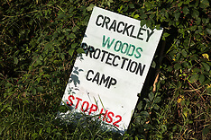 2020-08-24 Crackley Woods Protection Camp