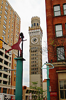 The Emerson Bromo-Seltzer Arts Tower in Baltimore, MD