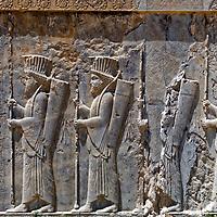 Palace of Darius staircases