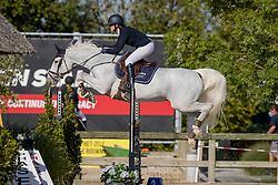 Frederick Amber, BEL, C-Prova Z<br /> Belgisch Kampioenschap Jeugd Azelhof - Lier 2020<br /> © Hippo Foto - Dirk Caremans<br /> 30/07/2020