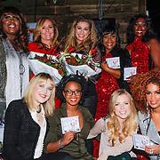 NLD/Zoetermeer/20121206 - Cd presentatie A Lady Christmas, Shary-Ann, Leonie Meyer, Jennifer Ewbank, Berget Lewis, Angela Groothuizen, Antje Monteiro, CPG