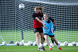Meaghan Sargeant of Bristol City Women during training at Failand - Mandatory by-line: Robbie Stephenson/JMP - 26/09/2019 - FOOTBALL - Failand Training Ground - Bristol, England - Bristol City Women Training